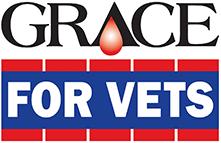 Grace For Vets logo